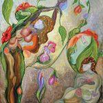 """Awakening. Oil on Canvas. 18""""x24"""""""
